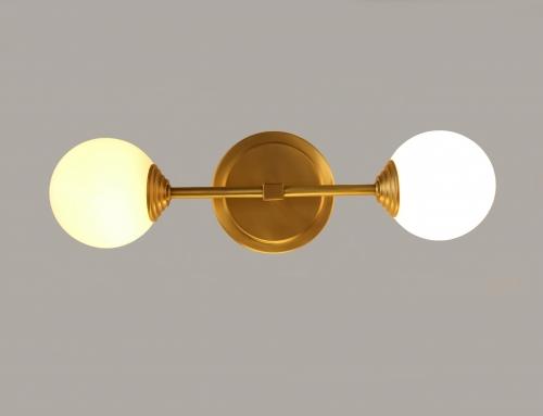 מנורת קיר דגם שני