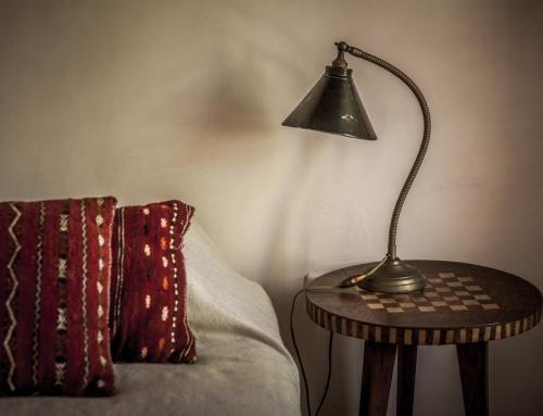מנורת קריאה עומדת